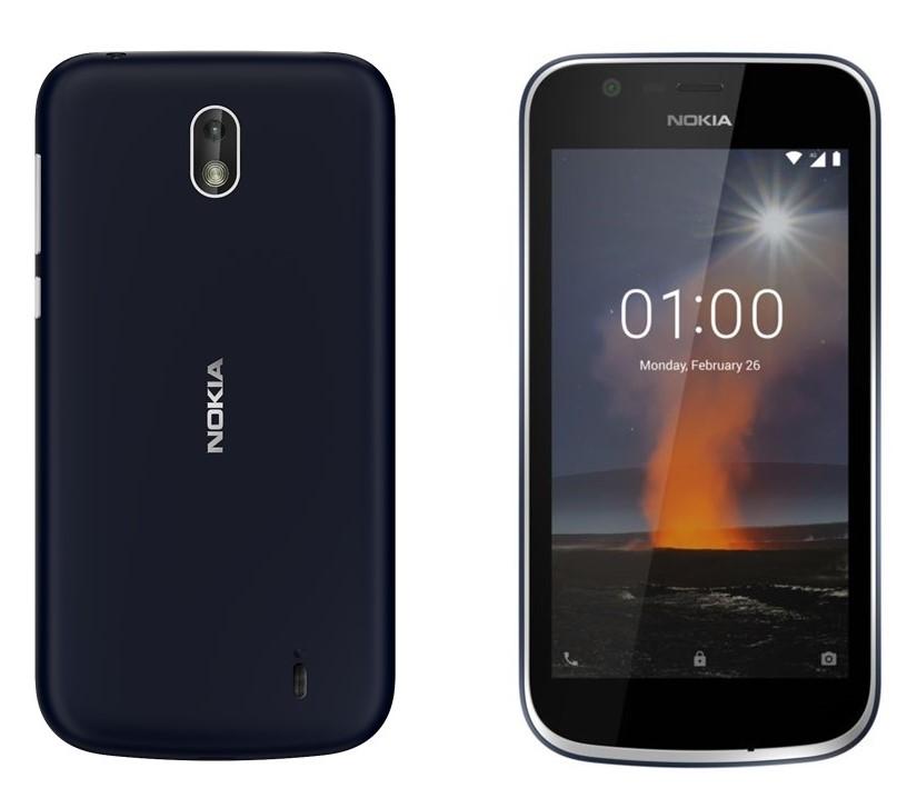 Movistar trae a Chile los nuevos Nokia 1 y Nokia 6.1