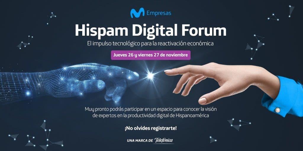 Empresarios de Latinoamérica se reúnen en el Movistar Empresas Digital Forum