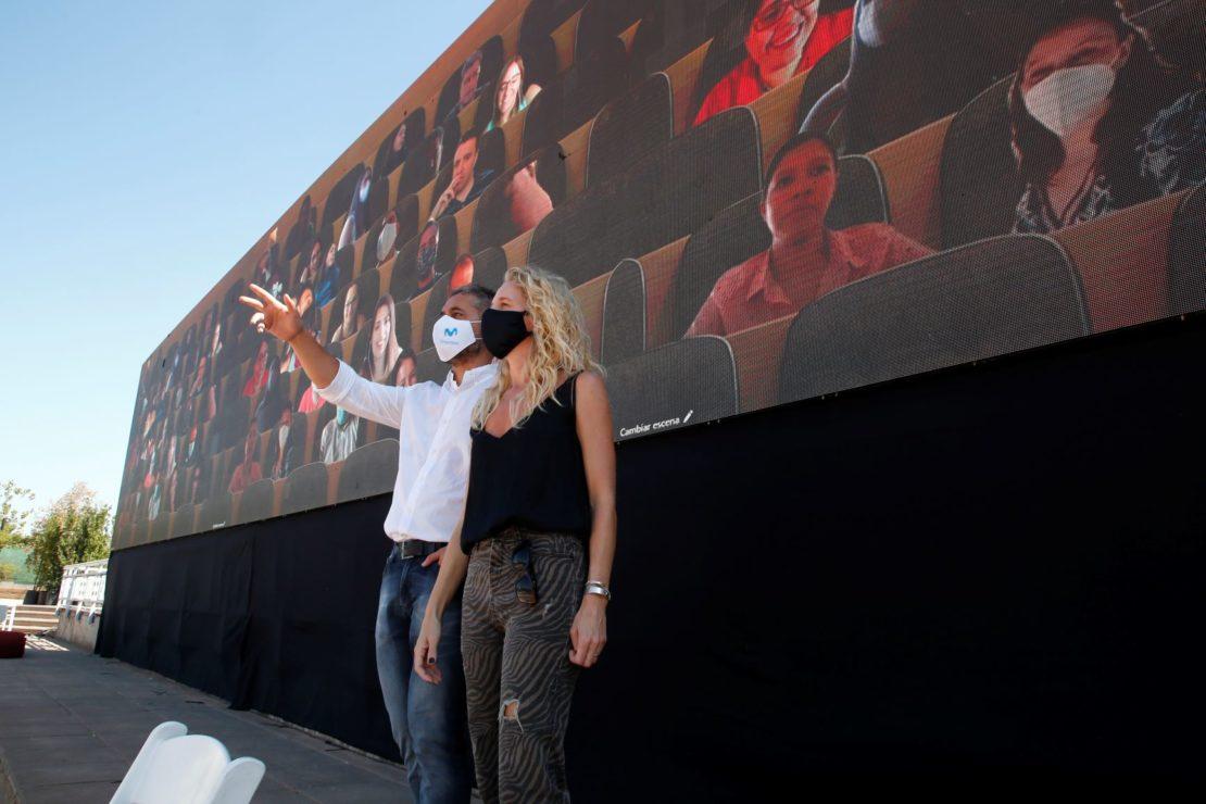 Público virtual y Smart Security Covid:   La tecnología que hará posible que el público disfrute la próxima versión del torneo ATP en Chile