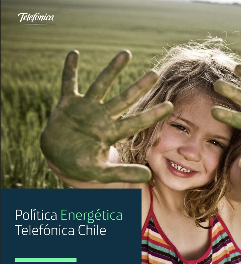 Conoce la Política Energética de Movistar Chile